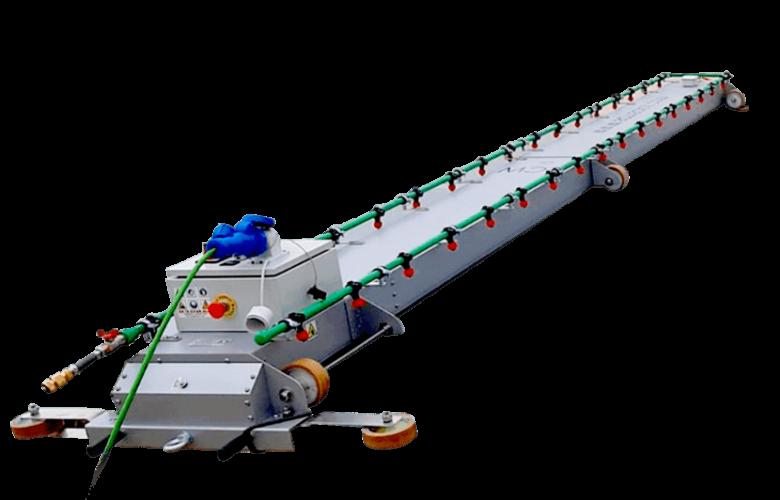 modelo k2 robot manual para los paneles solares